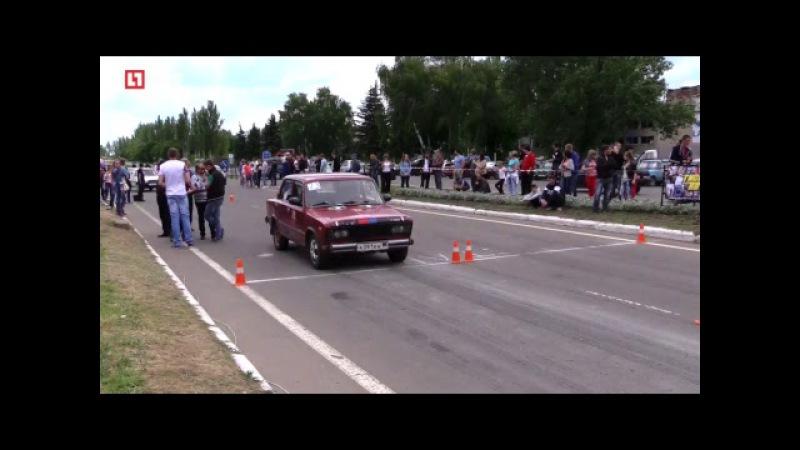 Чемпионат по DRAG RACING проходит в ДНР. The DRAG RACING Championship is held in the DNR
