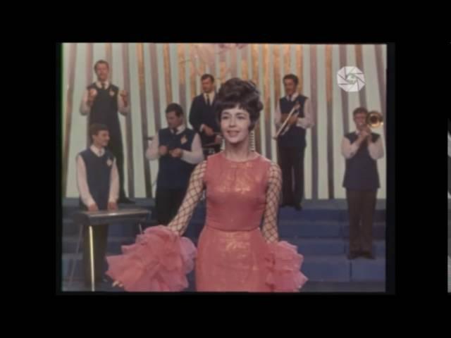 Аида Ведищева (за кадром) - Песня о весне из хф Белый рояль (1968)