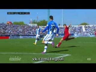 Леганес 2-3 Севилья. Обзор матча