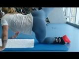 VICTORIA LOMBA - Fitness Model_ Exercises For Strong | Brazilian Girls vk.com/braziliangirls