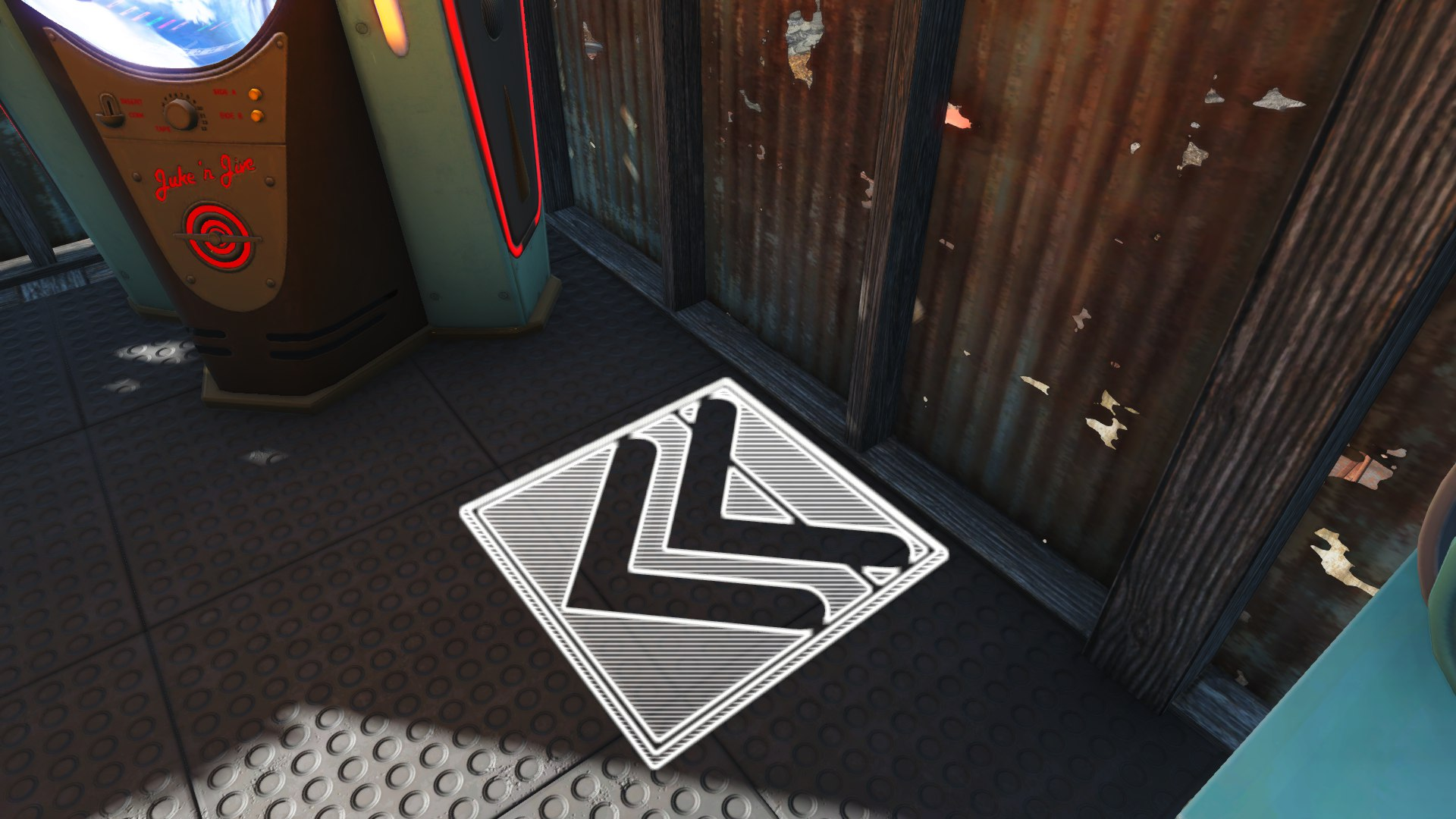 Invisible Guard Markers