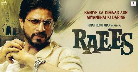 Raees HD Movie