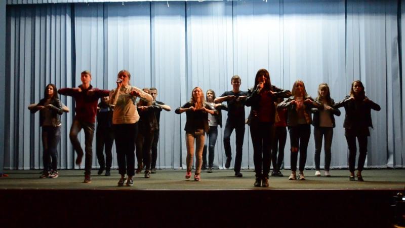 КМТК Отчетный концерт 2017 Руслана Дикие танцы
