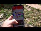 Samsung Galaxy S8 - Распаковка и тесты с водой