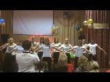 Танец от девочек 11 классов