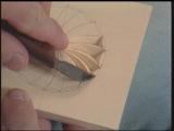 Видео-урок (резьба по дереву) 2часть