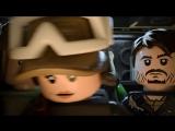 LEGO Star Wars 75155 Истребитель Повстанцев «U-wing»