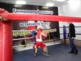 Бой Лехи в Новокузнецке