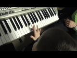 19.02.2010 г. Король играет для Антона и Артёма. АЛЕКСЕЕВЫ.MPG