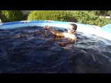 Полный бассейн КОКА-КОЛЫ
