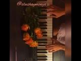 Фан исполнение на пианино Marcus Viana - A Miragem