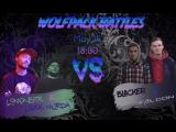 WolfPack Battles Limonstr &amp Lexx Murda VS Falcon &amp blacker ( Episode 2)
