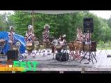 Группа Liberia (Самара) на Sun Drums Fest 2016