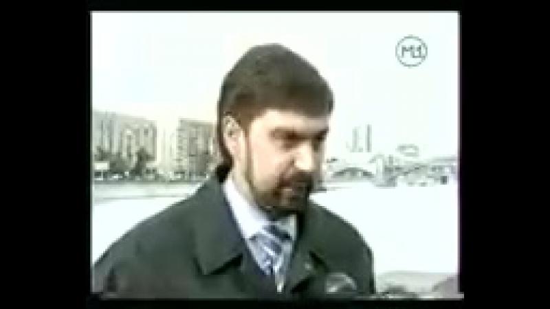 Передача Наши в городе - МегаФон развитие от 14.09.2004.Канал М1