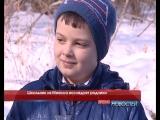 Школьник из Миасса исследует родники