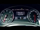 Audi RS7 Acceleration 0-250 Launch Control V8 Sound MF-RS 750 Audi A7 Audi S7
