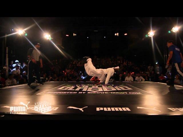 WBC 2012 - 1/8 Finals - Willy Junior vs James Menno