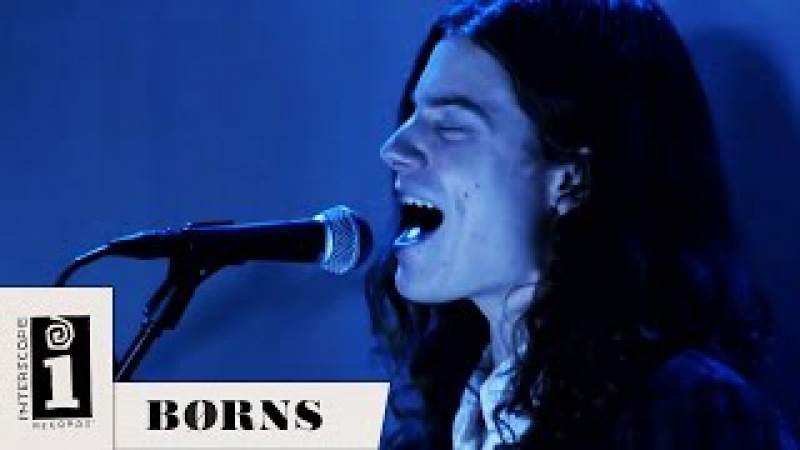 BØRNS | 10,000 Emerald Pools | Live From YouTube Space LA