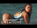 McKenna Berkley Strips Down For Her First Body Painting | Model Search | Sports Illustrated Swimsuit