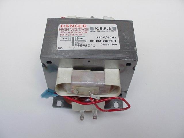 Как проверить трансформатор микроволновой (СВЧ) печи. Transformer microwave oven.