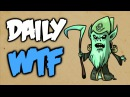 Dota 2 Daily WTF - Plant a tree, save a life