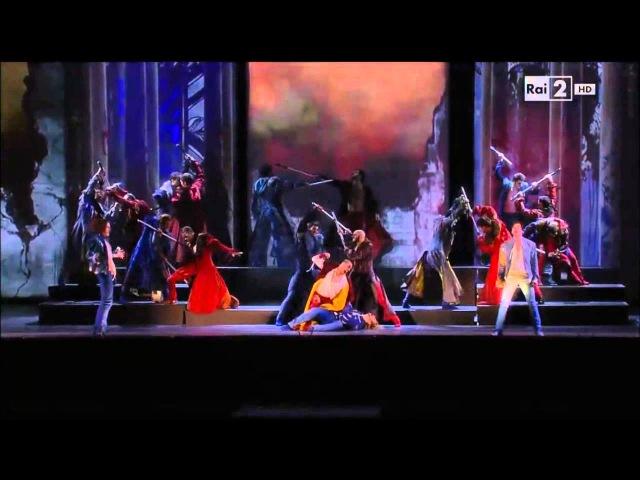Romeo e Giulietta - Ama e cambia il mondo - Il duello