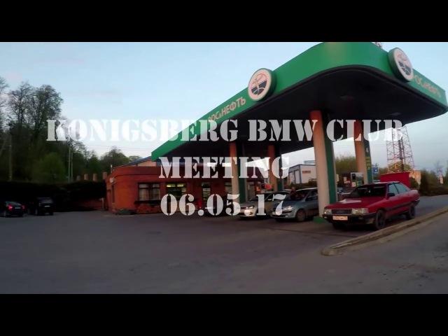 Konigsberg BMW Club Meeting 06.05.17