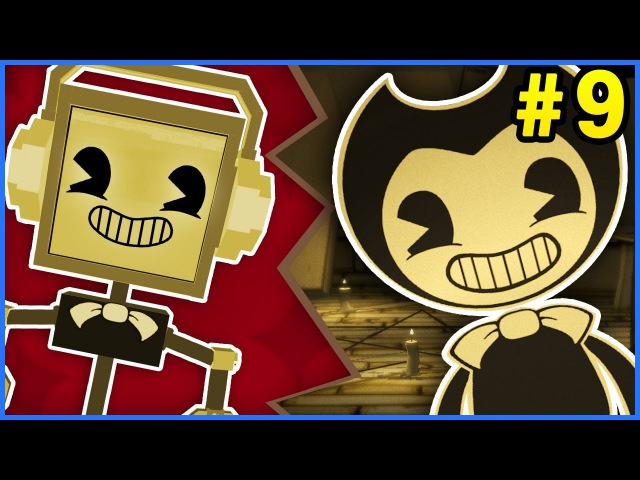 BENDY AND THE INK MACHINE SONG ► Fandroid The Devil's Swing 😈