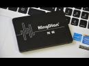 SSD KingDian на 60Gb с Aliexpress - Распаковка
