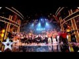 We celebrate 10 years of BGT with some familiar faces  Grand Final  Britains Got Talent 2016
