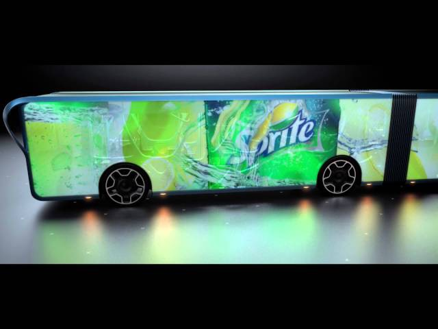 WILLIE - Transparent LCD Bus