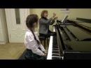 02.12.2014 Mira Marchenko's video-lesson with Al. Stychkina