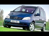 Mercedes Benz Vaneo UK spec W414