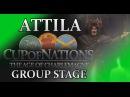 Total War-Attila-Cup of Nations(AoC)-Group stage3-HunnicWarrior/VOD(Cordoba) vs Patronus/VM(Danes)