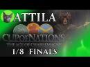 Total War-Attila-CoN(AoC)-1/8 Finals 3-Asseror/VM (Mercia) vs Marcos/TWI (Austuria)