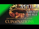 Total War - Attila - Cup of Nations - Group stage 3 - AllariH/VM (Ostrogoths) vs Danko/TWR (Saxons)