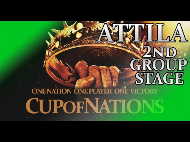 TW-Attila-Cup of Nations-2nd group stage1-Dark Admiral/VM(Ostrogoths) vs HEAVYPANZE/HAN(Huns)
