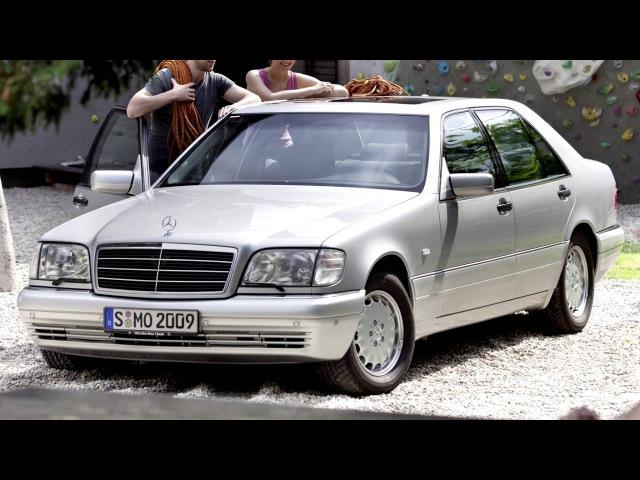 Mercedes Benz S Klasse Limousine Lang V140 '06 1996 09 1998