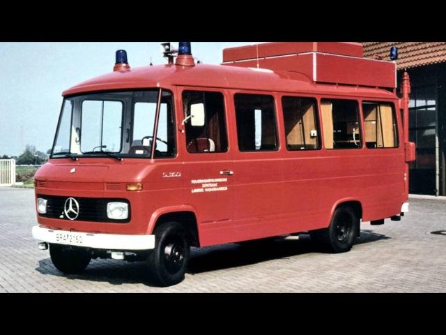 Mercedes Benz O 309 ELW 2 Br 309 '1974
