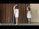 Фестиваль танцев 2015 - ОЧЕНЬ красивый Школьный вальс 10 А - Школа 15 - Севастополь