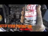 STP Diesel Oil Treatment (TATA Indigo) BeforeAfter