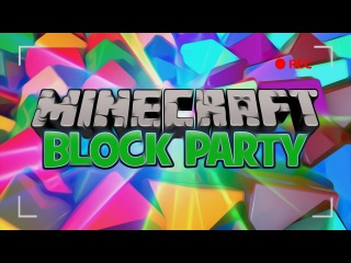 MiniGame: Block Party 9║[1080P 60 FPS]