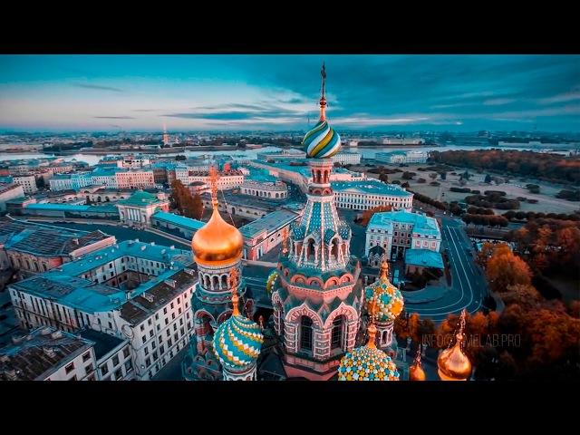 Россия с квадрокоптеров | Russia from height | Music video