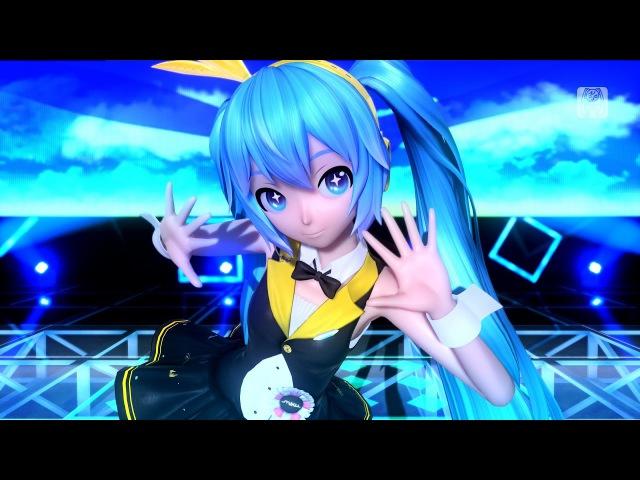 【初音ミク】Hand in Hand【Project DIVA Future Tone】