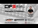 CIF3 Silvan Gebhardt Encryption in backbone EN