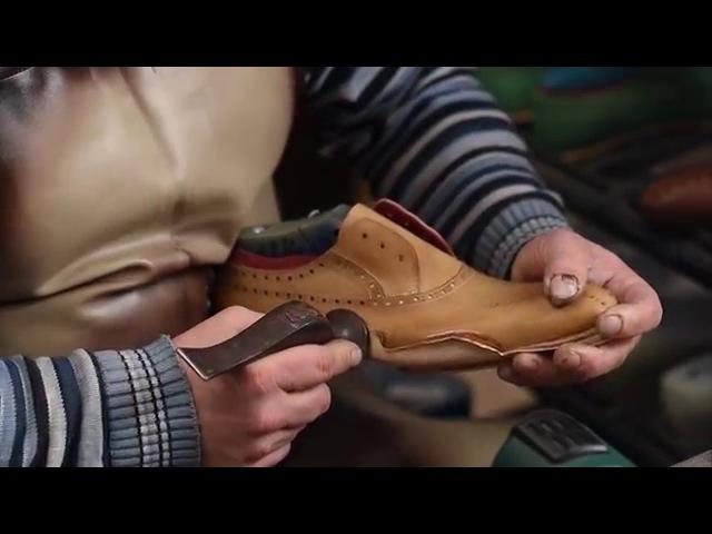 Hand Made Shoe Making, | .NESS Reklam Ajansı Tanıtım Video Çekimi