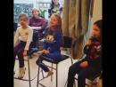 STEFANIA NOVA  Занятия С Жанной Вольской