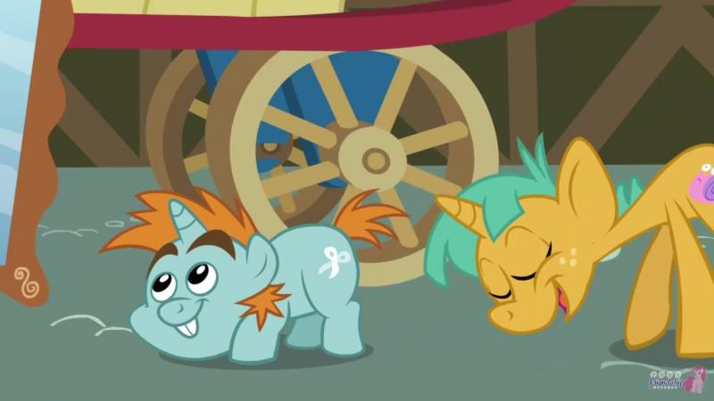 My Little Pony - 1x06 - Chwalipięta [Dubbing PL]