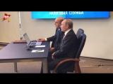 Владимир Путин приехал в ФНС где ему показали мультфильм про уплату налогов