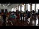 Танцы с помпонами и бабой ягой - Всемирный день танца 30.04.2016г.